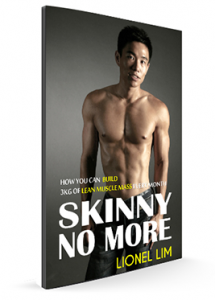 Skinny No more - Lionel Lim