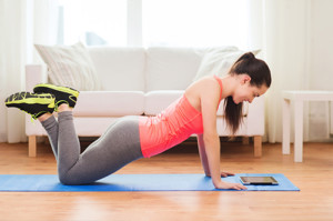 home-fitness-workout-lady