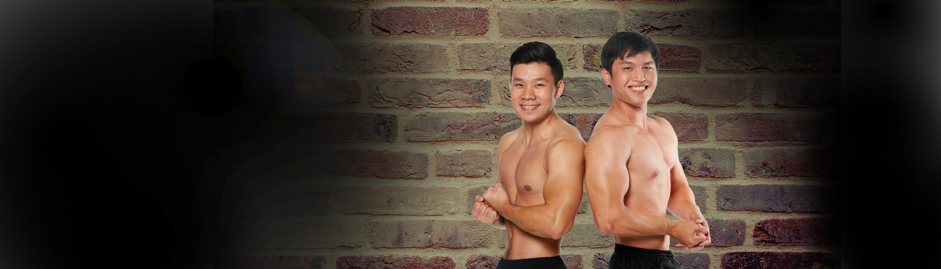 Personal Trainer Banner 4 - Lionel Lim